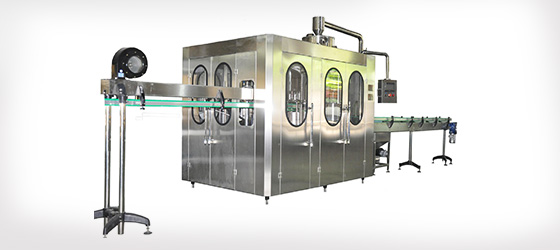 Filling and Packing Line Solution