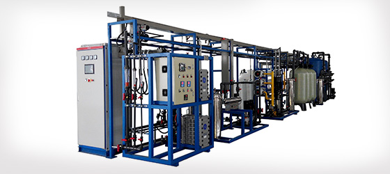 Water Treatment Line Solution