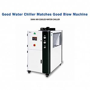 Air Cooled Industrial Chiller(ozone-friendly refrigerant)