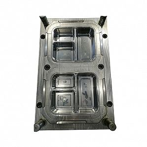 Injection Mold of Thin Wall Containers