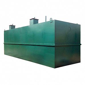 Domestic Sewage MBR Recycle System