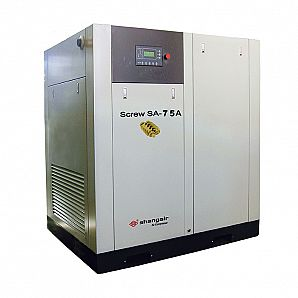 Low Pressure Air Compressor Systems For Machine Operation