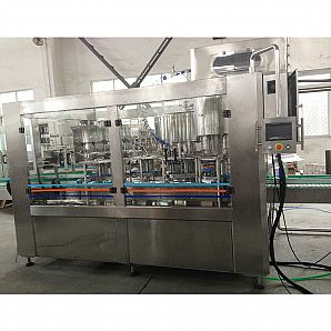 3~10L PET Bottle Automatic Washing/Filling/Capping Machine